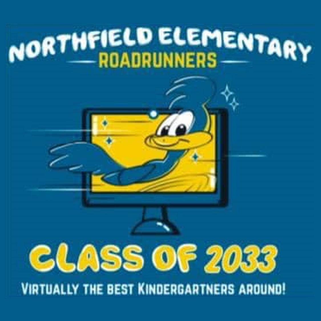 Kindergarten Class of 2033 Tshirt Design