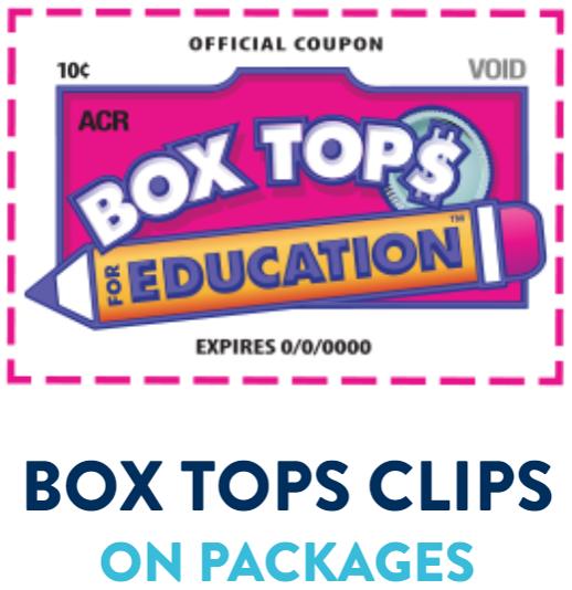 Box Tops Clips